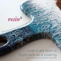 Coat-it Epoxy Art Resin - 4 litres